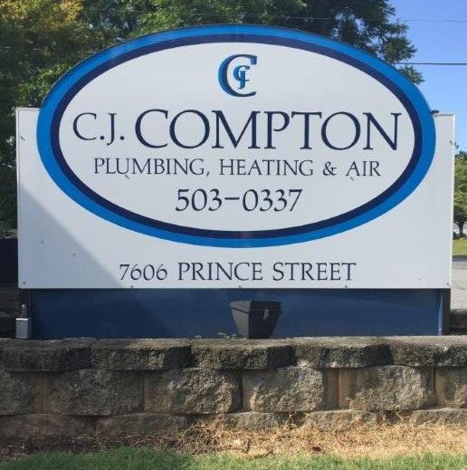 C J Compton Plumbing Inc